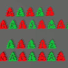 alphabet letters navide tree navide  letters  numbers tree christmas