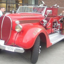 american lafrance ford camión de bomberos de 1939 juego 1937 1938 1939 1940 1941 1942 30 40 american coche americano ejército coche fuego camión de bomberos ford francia lafrance francia camión wargame la 2 ª guerra mundial vehículos