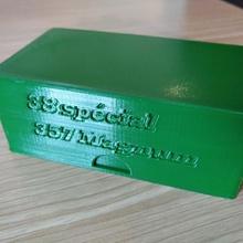 ammunition box 38-357 various 357 magnum 38 special box ammunition box