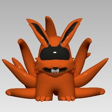 among us - kurama kyuubi bijuu - naruto among us among us naruto among us naruto kurama among kurama kyuubi skinn anime toy fox among foz