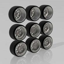 amr wheels 1 24 & 1 25 scale scale car scale modelling 1:24 1:25 amr wheels scale wheels