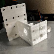 anet a8 titan aero mount v2 inductive sensor mount aero anet anet a8 anet a8 upgrade e3d-titan e3d titan aero titan 3d_printer_parts