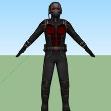 ant-man figurine tool ant ant man ant man 2 ant-man ant-man 2 antman antman 2 man 3d printing