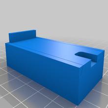 anycubic fotón puerta soporte herramienta anycubic fotón personalizado fotón fotón 3d impresora partes