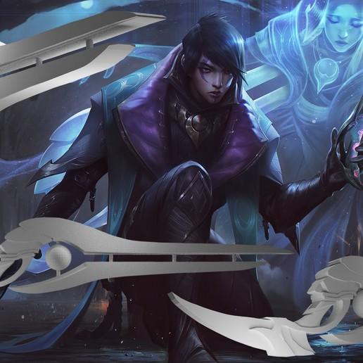 aphelios weapon game aphe
