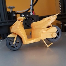 aprilia sportcity scooter moto 125 200 gadget diecast model diecast scale model tuning 1 18 1 18 scooter sportcity aprilia aprilia sportcity