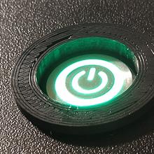 arcade power button sleeve adapter video games arcade machine mame