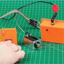 arduino-based fingerprint lock tool electronics fingerprint sensor fingerprint biometrics arduino nano arduino