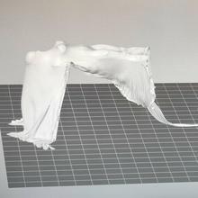 ascensión niña mujer fantasma fantasma Moda ascendente Arte figura