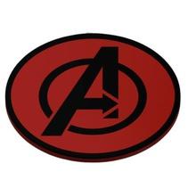 avengers coasters - free art free marvel logo coaster avengers