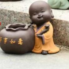bebê Buda Panela 12 bebê Buda Buda vaso flores matera jardim plantar plantas casa escritório decoração