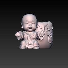 bebê Buda Panela Paz mente bebê Buda Buda bebê crianças casa decoração plantas jardim escritório
