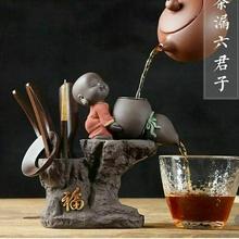 bebê Buda bule chá bebê Buda Buda bule chá decoração Barra cozinha casa deco escritório licor cafeteria
