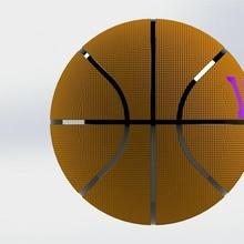 baloncesto lakers deporte 3design modelado lakers