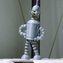 bender articolato smantellato gioco gioco tv serie futurama bender giocattoli smantellato