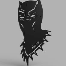 siyah panter 3d duvar Sanat Sanat siyah panter Wakanda duvar Sanat 3d Sanat siyah panter logo siyah panter maske siyah panter tasarım Chadwick bosman siyah hayatları