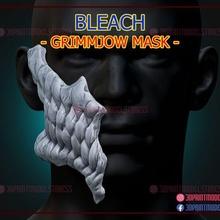 bleach grimmjow mask - skull mask game bleach bleach ichigo mask bleach grimmjow mask bleach mask anime teeth japanese ghost mask ichigo hollow mask skull mask hollow mask grimmjow cosplay halloween