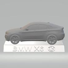 bmw x6 3d car model high quality 3d printing stl file various car design x6 model 3d design 3d cars stl files bmw model 3d printing files bmw cars bmw x6