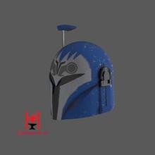 bo-katan kryze helmet star wars mandalorian  bo-katan bo katan bokatan mando mandalorian mandalorian beskar star wars props cosplay armorer helmet blacksmith disney starwars bobafett koska reeves koska reeces