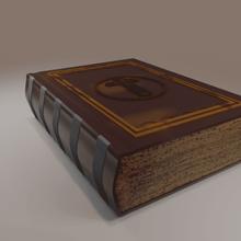 libro libro vecchio vecchio libro religione attraversare
