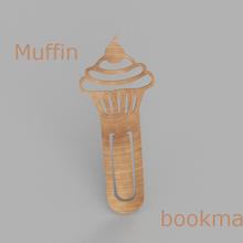 bookmark 'muffin'  bookmark muffin muffins valentine bookmark muffin bookstop book books reading read hobby paper organizer organize organization