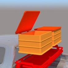 box toyota hilux arctic truck various truck arctic hilux toyota  box