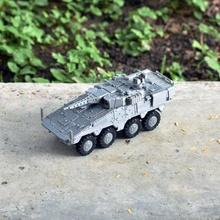 pugile IFV cvr militare 8x8 veicolo australiano versione gadget serbatoio militare modellino in scala aereo giocattolo wargaming miniatura veicolo