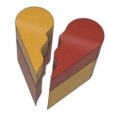 boites cœur cadeau st Valentin Valentin Noël occasion Festival mariage boîte secret cadeau l'amour cœur enfant Saint Valentin journée mariage déclaration