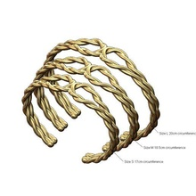 braided wire loop cuff bracelet size 3d print model jewelry cuff bracelet gold printable jewelry jewellery fashion silver sterling cuffbracelet bangal cuff bracelet wire twisted classic rope wire bracelet rope bracelet loop loop bracelet bracelets