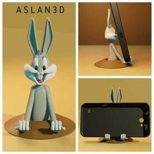 bugs bunny phone holder looney tunes cartoon bunny bugs bugs bunny rabbit animated iphone phone warner bros