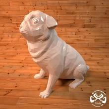 bulldog 2 düşük poli