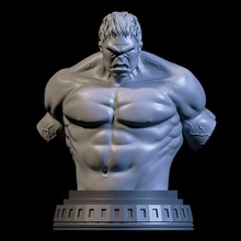 fallimento hulk fan art statua hulk i fumetti meraviglia dc Vendicatori mcu uomo Ragno uomo ferro America Bruce banner supereroe super eroe universo anatomia umano bestia forte
