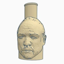 cachimba shisha vito corleone mouthpiece various smoking 3d nozzle nozzle bong shisha narghile hookah vito vito corleone corleone godfather