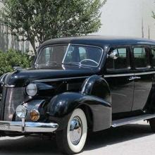 cadillac serie 75 limusina 1939 juego 1935 1936 1937 1938 1939 1940 1941 1942 1943 1944 1945 1946 30s 40s americano Ejército americano coche vehiculo cadillac coche vehiculo