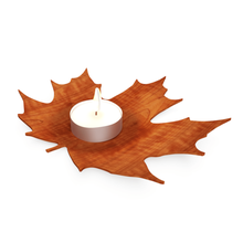 candle jar - candle holder - maple leaf home candle candle holder candle jar maple leaf maple leaf ring annealing deco house home fashion