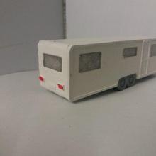caravan 6 doppio asse posti a sedere architettura modelism con il treno decori ho camp
