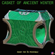 casket ancient winter - marvel comic casket of ancient winter loki thor iron-man captain marvel comic dc hulkt toy accessories costume cosplay decor mask helmet weapon crystal