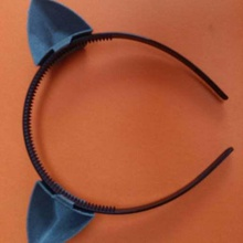 cat ears removabled cat ears headband fashion cat cat headband headband ears cat's ears t&ecirc clamp te accessories