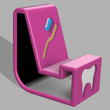 cell phone holder tooth tooht dent cell phone holder smartphone holder cell phone smartphone phone support cell cellulaire dent tooth tooht teeht hygiene dent dents