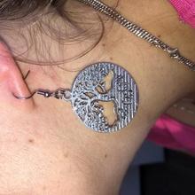 celtic tree earrings fashion celtic earring celtic earrings celtic tree celtic celtic tree earrings idealab christmas xmas pendant pendants cool earrings daily earring earring earrings