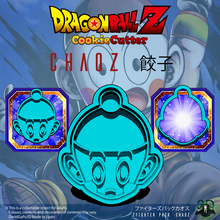 chaoz cookie cutter dragon ball zfighter pack chaoz dragon ball z cookie cutter zfighters saiyan cookie anime sleeve goku vegeta piccolo freezer jiren dragon ball super chibi home house kitchen moulds cut dinning set of moulds cakes gohan krillin cell majin buu