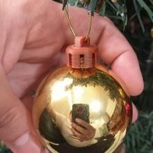 Navidad pelota enganche pelotas esferas Navidad enlace apoyo Navidad árbol repuesto partes