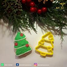 árbol de navidad de cortador de la galleta casa el arbol árbol xmas weihnachten de navidad navidad hornear cortante galleta galleta fondant cortador de galletas los utensilios de cocina herramienta de cocina hornee de la cocina cookiecutter cookie