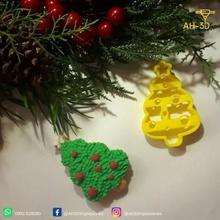árbol de navidad de cortador de la galleta casa arbol árbol xmas weihnachten de navidad navidad hornear cortante galleta galleta fondant cortador de galletas los utensilios de cocina herramienta de cocina hornee de la cocina cookiecutter cookie