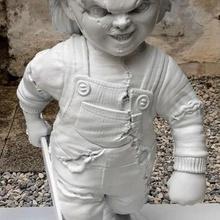 chucky 65cm various figurine drawing animated posture chucky doll film horror
