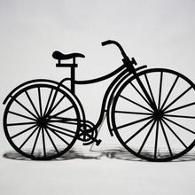 classico bicicletta bicicletta classico bicicletta vecchio bicicletta Vintage bicicletta silhouette fixie bicicletta antico bicicletta vecchio bicicletta crociera decorativo bicicletta