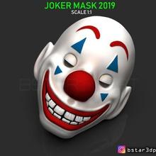 clown mask 2019 - joker mask 2019 - halloween mask - joker movie 2019 art helmet mask cosplay joker head joaquin phoenix joker joaquin pjoenix captain ironman comic marvel batman joker darknight dc joker face joker helmet joker cosplay joker mask