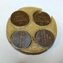 coin cell battery box cr2016 cr2025 cr2032 tool tool holders boxes cr2032 battery coin cell holder