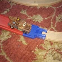 conector pixar cars playset track brio wooden track game conector track toy