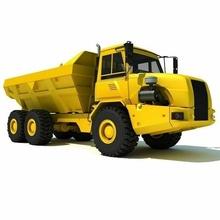 costruzione camion camion lavori